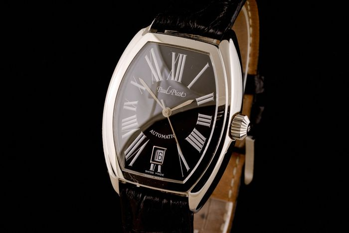 """Paul Picot - Firshire Automatic - """"NO RESERVE PRICE"""" - 4097 - Homme - 2000-2010"""