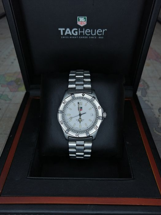 TAG Heuer - 2000 Series Professional 200m - Ref. WK1111 - Homme - 2000-2010