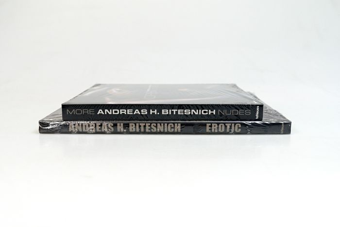 Andreas H. Bitesnich - Lot with 2 books: Erotic & More Nudes - 2011/2012