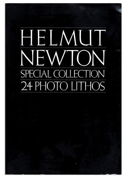 Helmut Newton (1920-2004) - Special Collection, 24 Photolithos, 1979