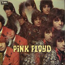 Pink Floyd - The Piper At The Gates Of Dawn UK - LP Album - 1969/1969