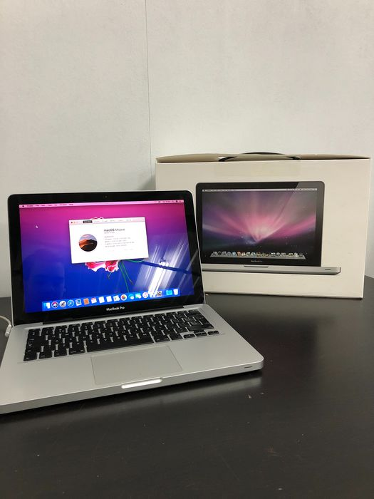 "Apple Macbook pro 13"" 2,26Ghz intel core 2 Duo - Portátil - En la caja original"