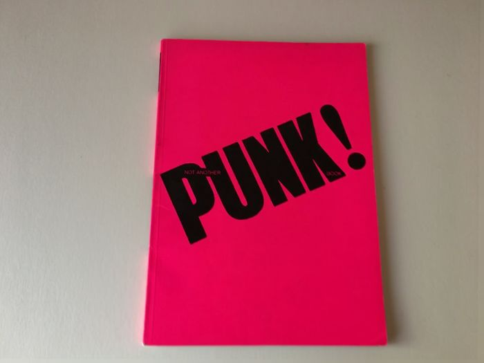 Various Artists/Bands in Punk - Not another punk book - Photo Book - 1978/1978