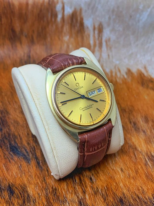 Omega - Constellation (No Reserve Price) - Cal. 1020 - Homme - 1970-1979