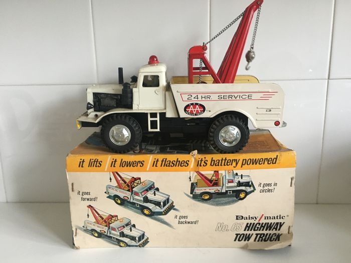 Daisy Matic - LKW No.63 Highway Tow Truck - 1960-1969 - Japan