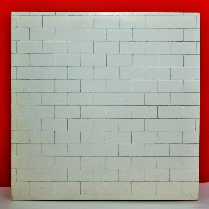 Pink Floyd - The Wall  - 2 Álbuns LP (álbum duplo) - 1979/1979
