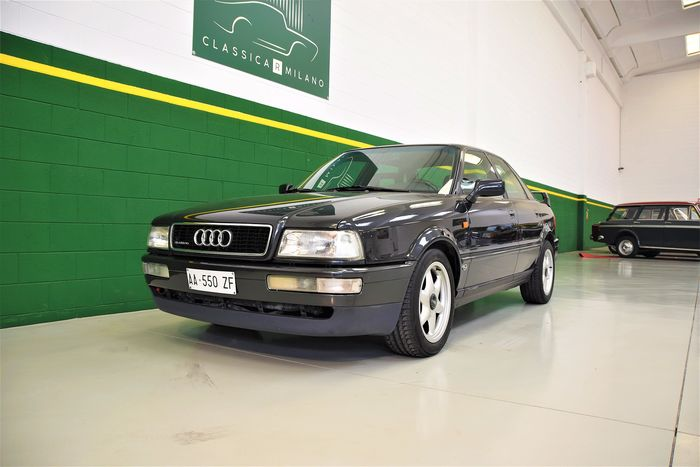 Audi - 80 Competition - 1994