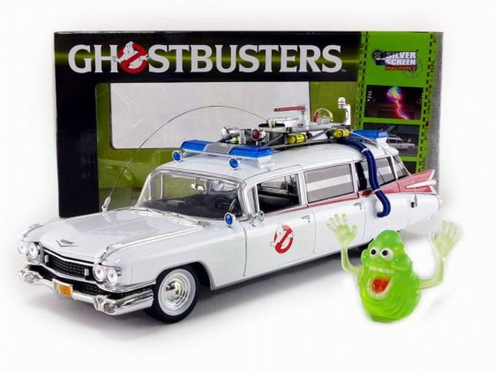 Auto World - 1:18 - Cadillac ECTO-1 'Ghostbusters' 1959