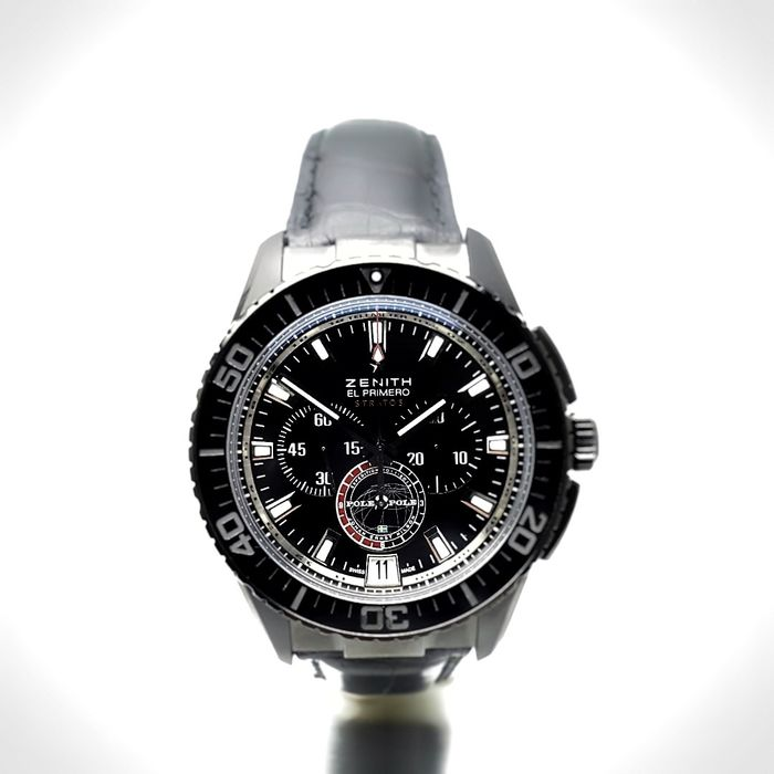 Zenith - El primero Stratosfer Pole2Pole limited editions - 96.2062 405/27.C70 - Heren - 2011-heden
