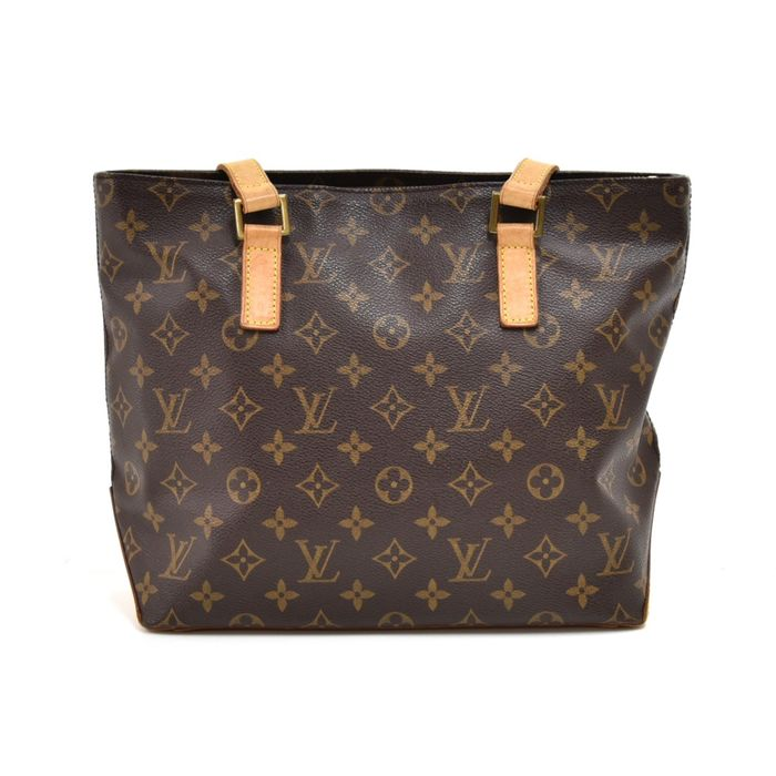 Louis Vuitton - Cabas Piano Monogram Canvas Sac en bandoulière