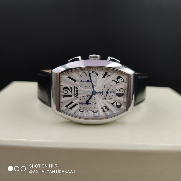 Tissot - Porto Heritage Chronograph Men 'NO RESERVE PRICE' - Z 193 - Heren - 2014-2018