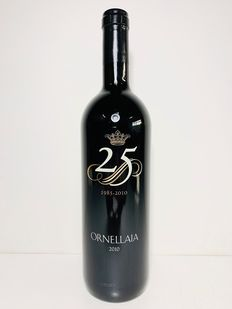 2010 Ornellaia 25 th Anniversario - Bolgheri - 1 Flaska (0.75 l)