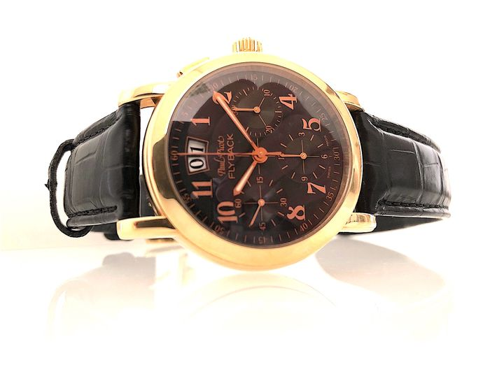 Paul Picot - Firshire Ronde Flyback - Homme - 2000-2010