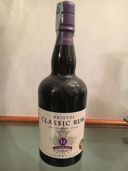 Enmore 1988 12 years old Bristol Classic Rum - 70cl
