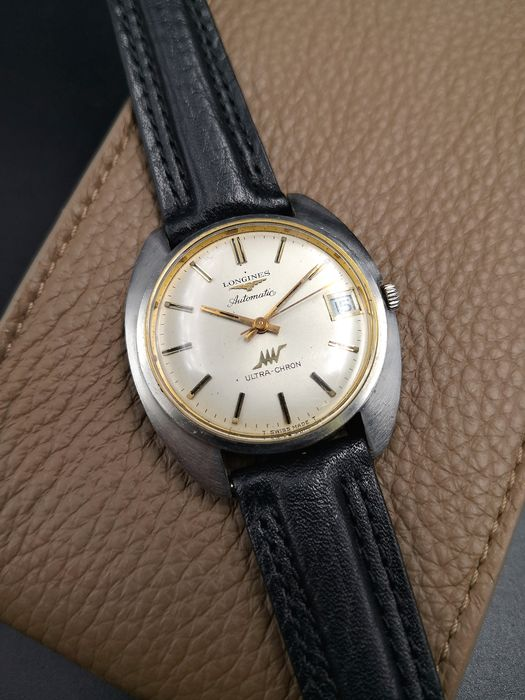 """Longines - Ultra-Chron Automatic """"NO RESERVE PRICE"""" - Homme - 1960-1969"""