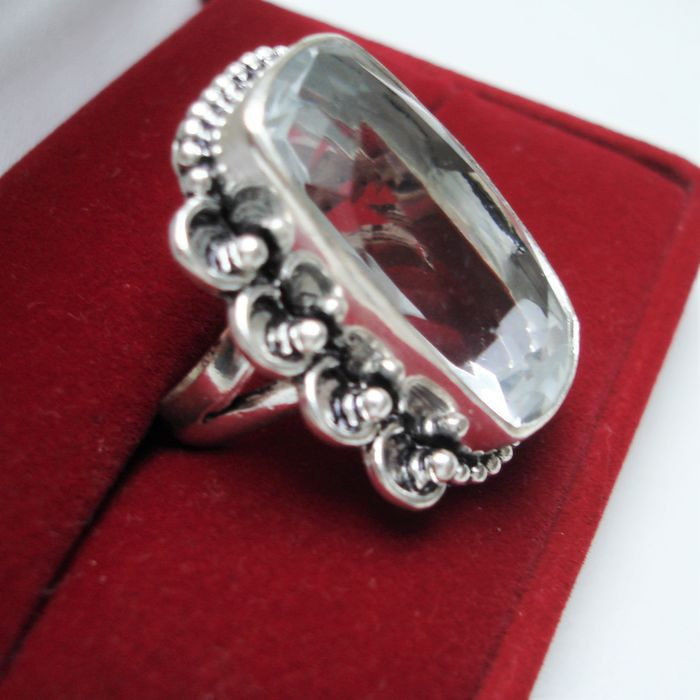 Ring - Sterling silver 925 - Asia - Late 20th century