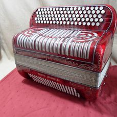 Coop L'armonica - stradella italia - Chromatic button accordion - Italy - 1960