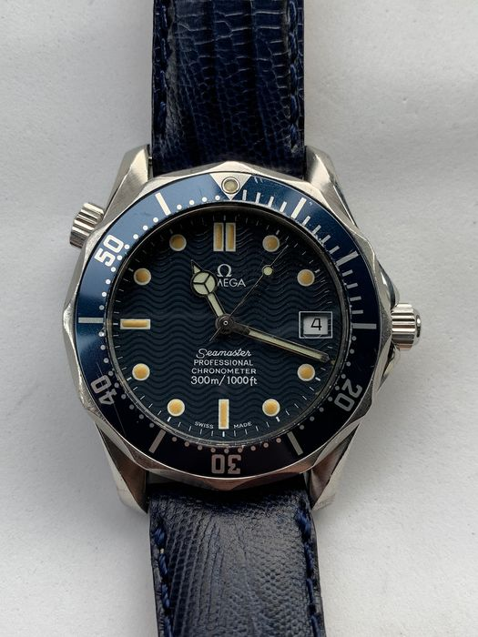 "Omega - Seamaster Professional 300m - ""NO RESERVE PRICE"" - Heren - 1990-1999"