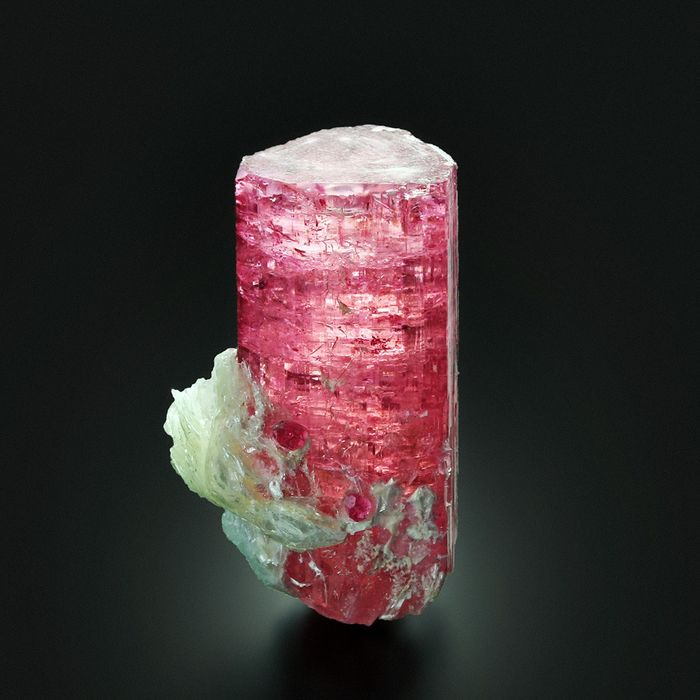 Fantastic TOURMALINE var. RUBELLITE with MUSCOVITE Crystal - 3.7×2×2 cm - 23.1 g