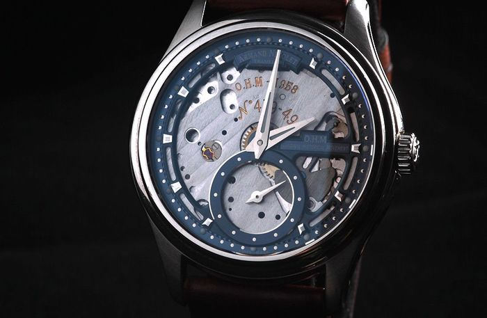 Armand Nicolet - Tramelan L14 O.H.M Limited nr 439 - A750AAA - Homme - 2011-aujourd'hui