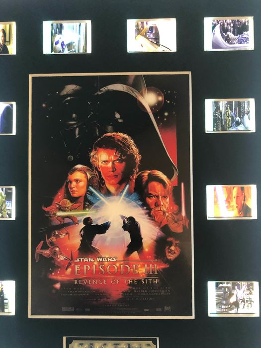 Star Wars:  episode III   Revenge of the Sith -  Movie Cell Display