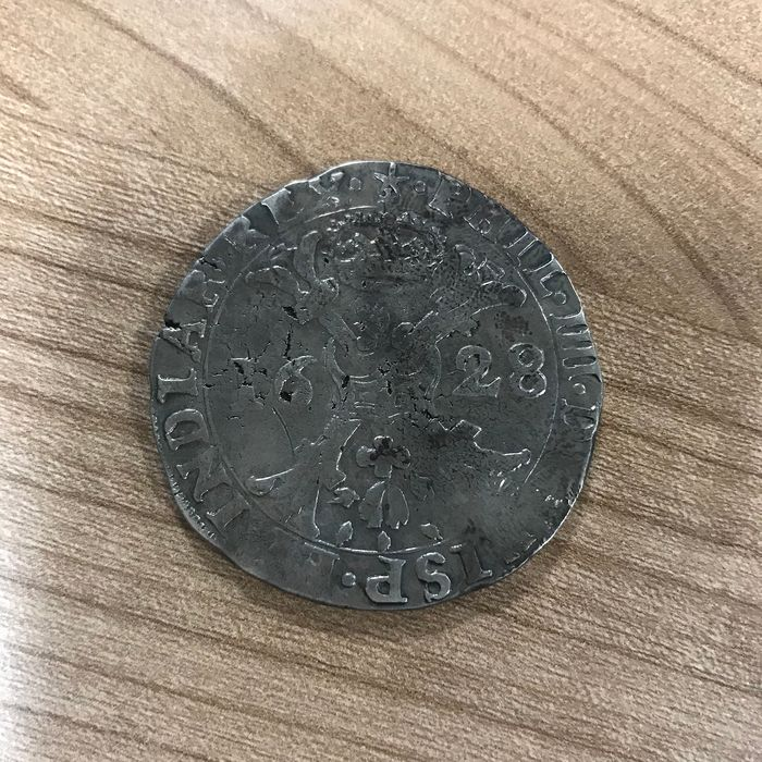 Pays-Bas - Patagon 1628 Maastricht - Argent