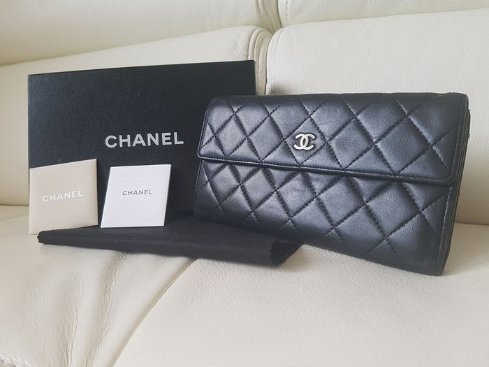 Chanel - Timeless Wallet
