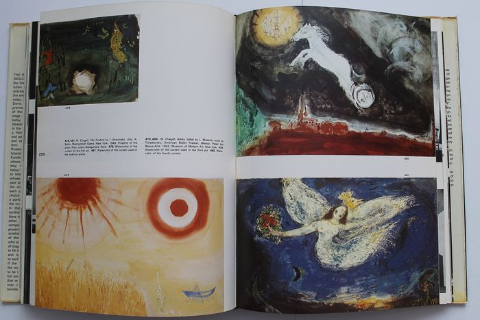 Denis Bablet - Revolutions Of Stage Design of the XXth Century - 1977