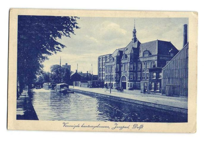 Pays-Bas - Delft - Cartes postales (Collection de 100)