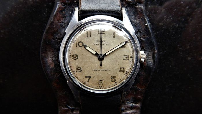 UNITAS - United Nations Watch - 52195 - Homme - 1950 - The Korean War