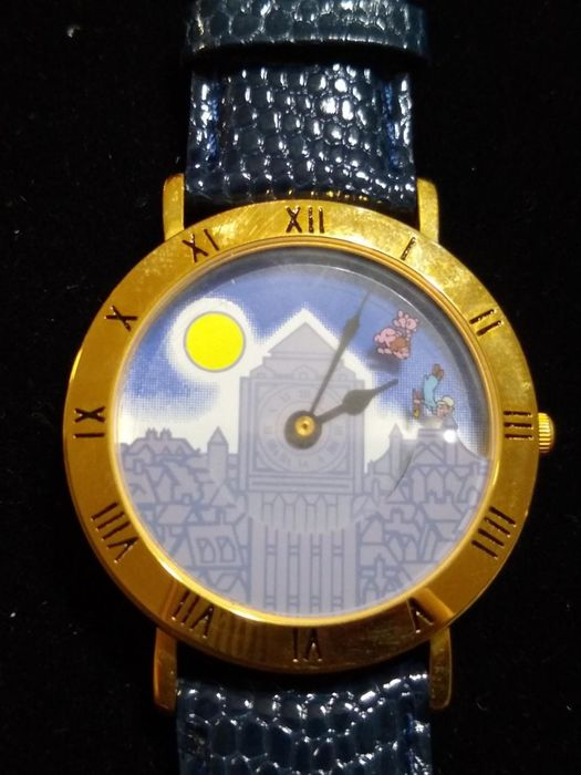Disney - Animated Watch - Limited Retired Edition - by Pedre - Peter Pan