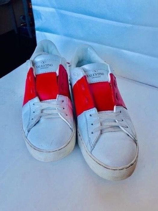 Valentino - Sneaker Open Sneakers - Size: IT 39.5
