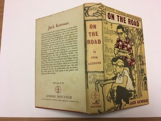 Jack Kerouac - On the Road - 1958