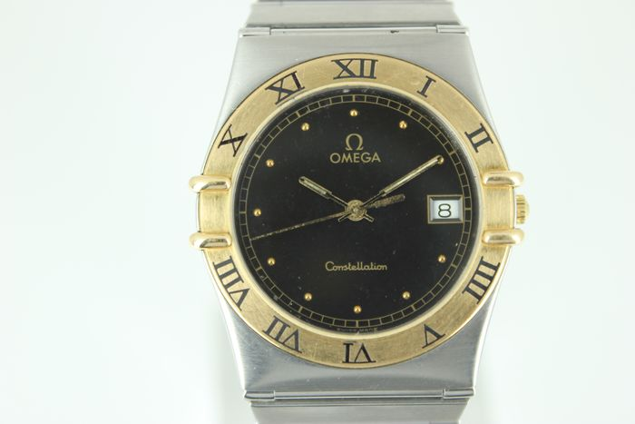 Omega - Constellation 18k. gold bezel - Unisexe - 2000-2010