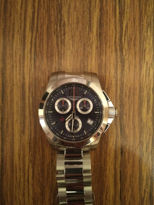 Longines - Conquest - L3.700.4 - Heren - 2011-heden