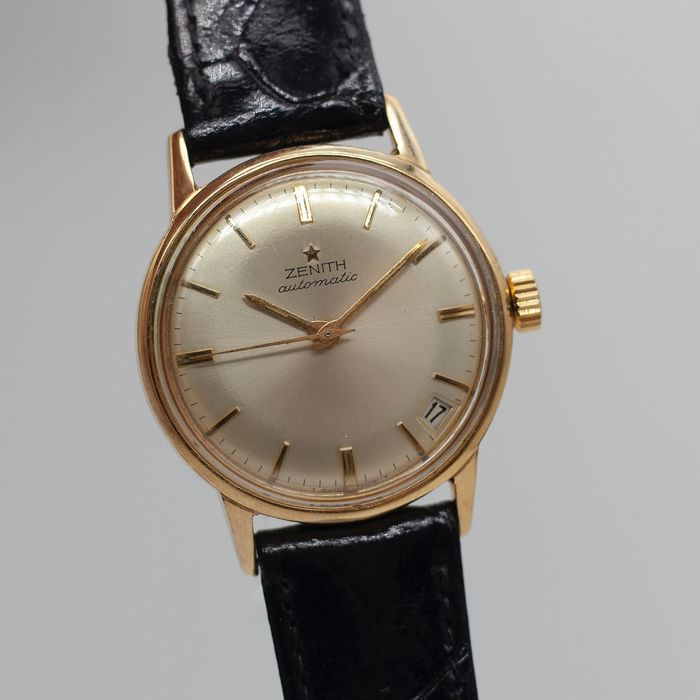 Zenith - Automatic Dress Watch - Heren - 1970-1979