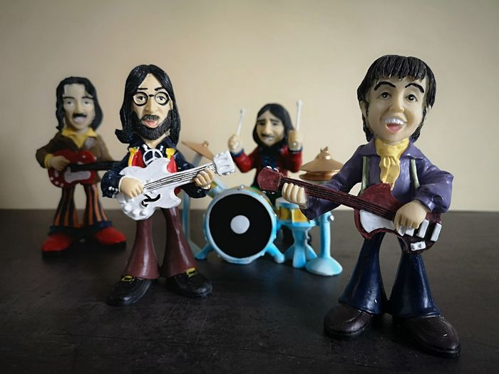 Beatles - Figurines - 1980/1980