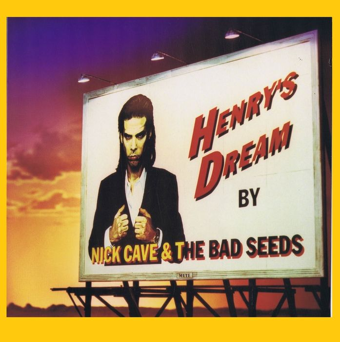 Nick Cave & The Bad Seeds - Henry's Dream - Álbum LP - 1992