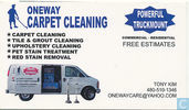 Oneway Carpet cleaning