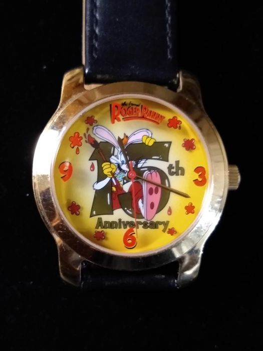 Walt Disney - Limited Edition Watch - 15 Years - Who Framed Roger Rabbit
