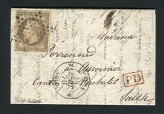 Francia 1870/1871 - Exceptional collection of balloon mail