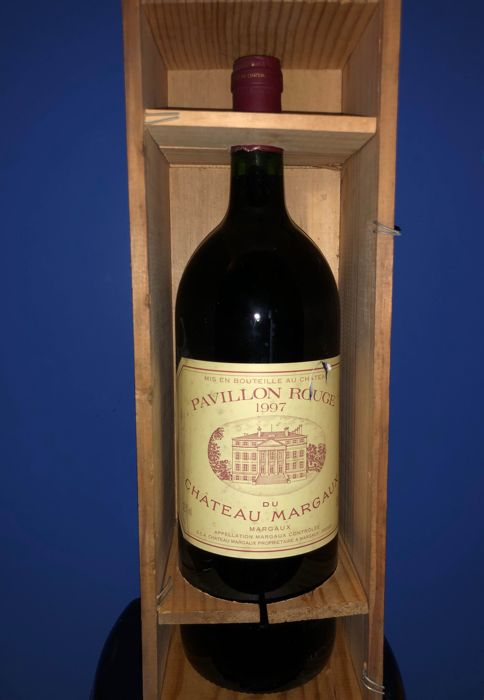 1997 Pavillon Rouge du Chateau Margaux  - Margaux 2nd wine of Ch. Margaux - 1 Magnum (1.5L)