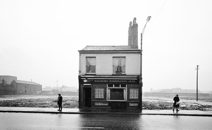 John Bulmer (1938-)  - North UK, Lonely House, 1964