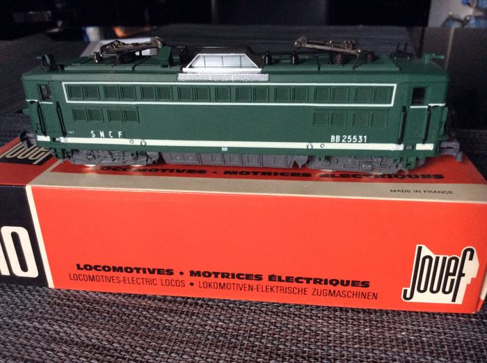 Jouef H0 - 8362 - Electric locomotive - BB25000 - SNCF