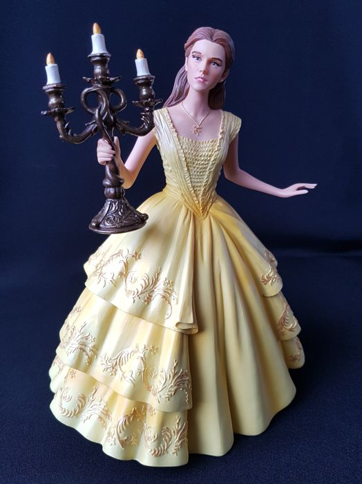 Beauty and the Beast - Disney Showcase - Haute Couture - Live Action Belle - (2017)