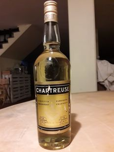 Chartreuse - Jaune/Yellow Voiron - b. 1970s - 70cl