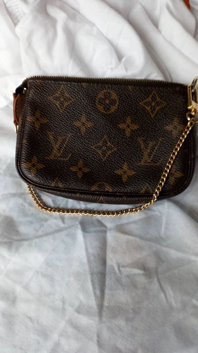 Louis Vuitton - Monogram Mini Pochette Clutch bag - Catawiki fb28eaa79ed77