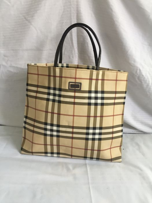 Burberry Tote bag - Catawiki 986cbbfac3b81