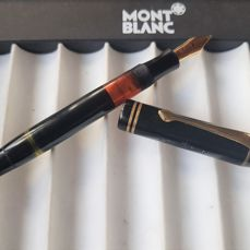 Montblanc - 332 - Fountain pen - 14k solid gold OM nib - 1930