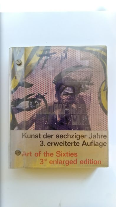Gerd von der Osten, Horst Keller - Kunst der sechziger Jahre / Art of the Sixties 3rd enlarged edition - 1969